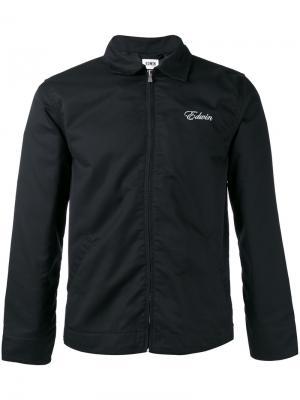 Capitol jacket Edwin. Цвет: чёрный