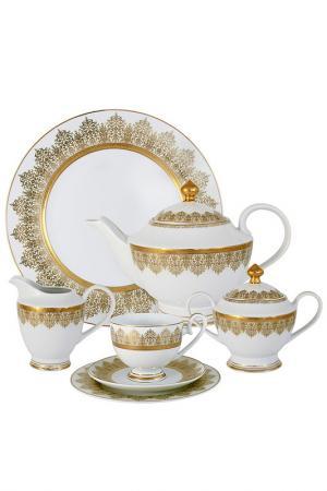 Чайный сервиз Бруней Midori. Цвет: мультицвет
