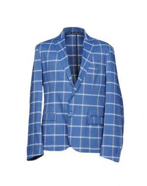 Пиджак 1° GENITO. Цвет: синий