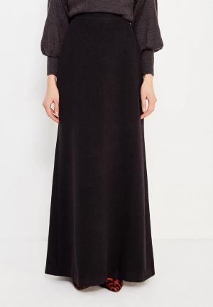 Юбка Sahera Rahmani. Цвет: черный
