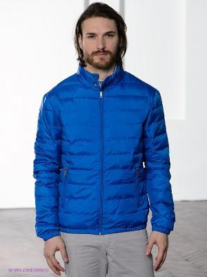 Куртка Baon. Цвет: голубой
