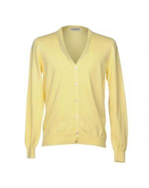 Кардиган GRAN SASSO. Цвет: желтый