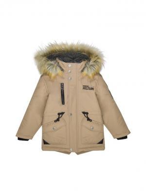 Куртка Bell bimbo. Цвет: светло-коричневый