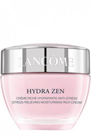 Крем для сухой кожи Hydra Zen Dry Skin Lancome. Цвет: бесцветный