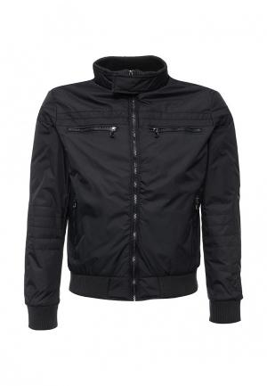Куртка утепленная Vanzeer. Цвет: синий