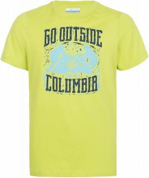 Футболка для мальчиков  Gone Camping Columbia