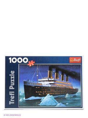 Пазл Титаник Trefl. Цвет: черный, синий