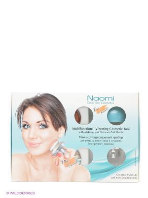 Прибор для ухода за кожей лица Naomi Dead Sea Cosmetics. Цвет: голубой