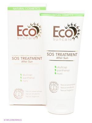 Охлаждающий гель после загара с успокаивающим действием SOS After Sun Treatment, 200 мл PULANNA. Цвет: белый