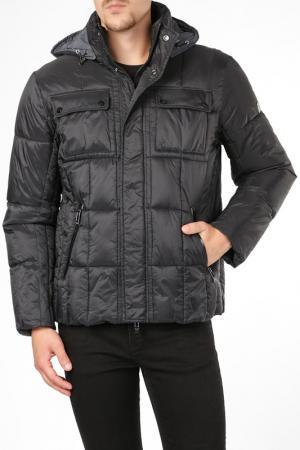 Куртка BCM. Цвет: черный