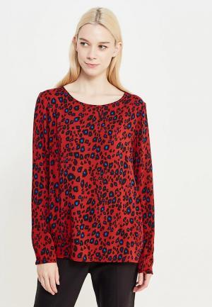 Блуза Q/S designed by. Цвет: красный