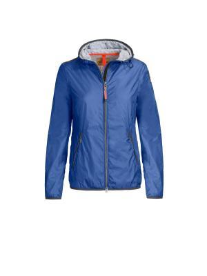 Куртка AGNES Parajumpers. Цвет: голубой