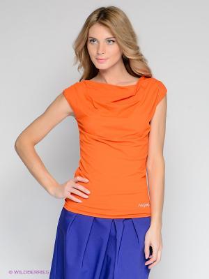 Кофточка Folgore. Цвет: оранжевый