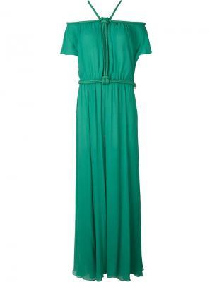 Вечернее платье Jay Ahr. Цвет: зелёный