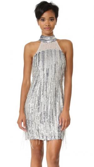 Платье  Black Denise Parker. Цвет: голубой