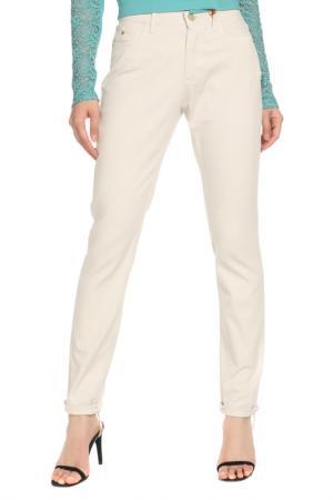 Джинсы Trussardi Jeans. Цвет: светло-бежевый