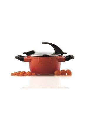 Кастрюля 20см, 2,7 л Virgo  orange BergHOFF. Цвет: оранжевый