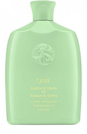Очищающий крем для увлажнения и контроля Источник красоты Oribe. Цвет: бесцветный