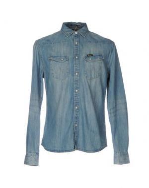 Джинсовая рубашка WRANGLER 42616819FP