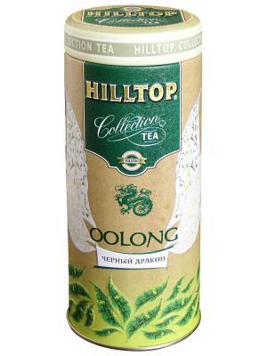 Чай Hilltop Collection Оолонг Черный дракон в ж/б 100 гр.. Цвет: зеленый