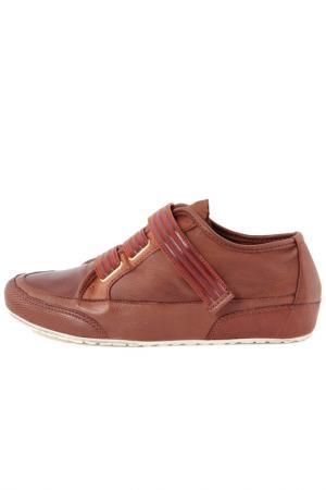 Gumshoes PAOLA FERRI. Цвет: brown