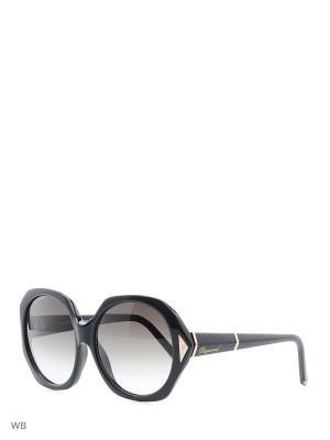 Солнцезащитные очки DQ 0111 01В Dsquared2. Цвет: золотистый, черный