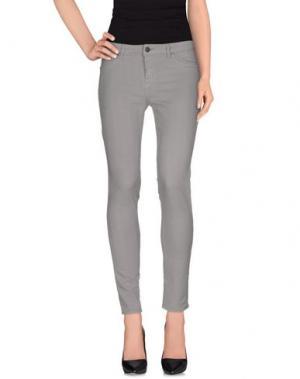 Повседневные брюки GOOD MOOD. Цвет: серый