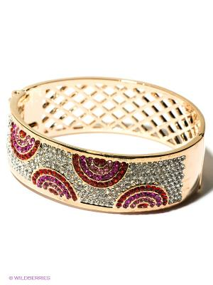 Браслет Royal Diamond. Цвет: золотистый, красный