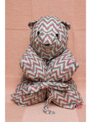 Декоративная подушка Mammi. Цвет: розовый