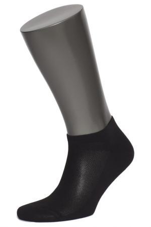 Носки UOMO FIERO. Цвет: черный