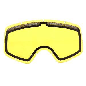 Линза для маски  Lens Beefy Yellow Von Zipper. Цвет: желтый