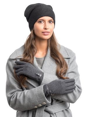 Перчатки Stilla s.r.l.. Цвет: темно-серый