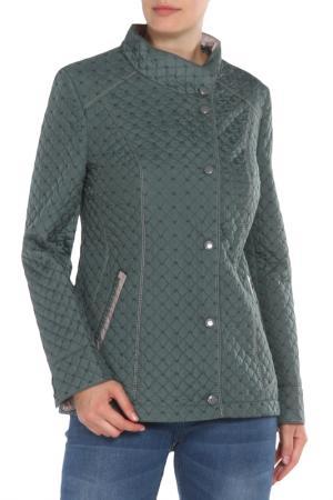 Куртка MONTSERRAT. Цвет: темно-зеленый