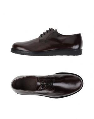 Обувь на шнурках FABIANO RICCI. Цвет: темно-коричневый