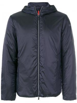 Куртка с капюшоном Rrd. Цвет: синий