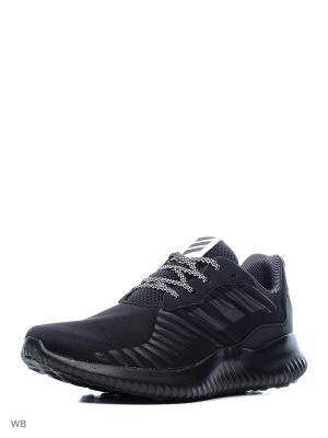 Кроссовки alphabounce rc m  CBLACK/UTIBLK/FTWWHT Adidas. Цвет: черный