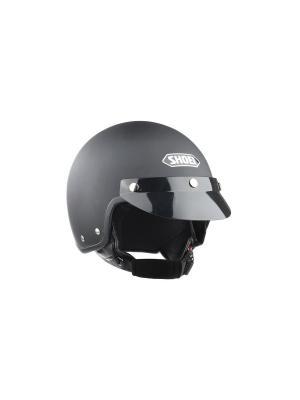 Шлем S-20 SHOEI. Цвет: антрацитовый
