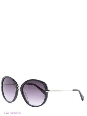 Очки солнцезащитные Vivienne Westwood. Цвет: черный, серый