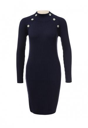 Платье Pennyblack. Цвет: синий