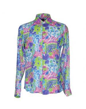 Pубашка MOSAIQUE. Цвет: светло-фиолетовый