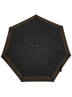 Зонты H.DUE.O. Цвет: коричневый, черный