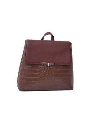Рюкзак GOOD BAG. Цвет: темно-красный