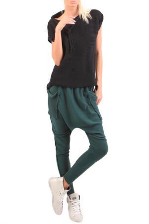 Pants JUNONA. Цвет: green
