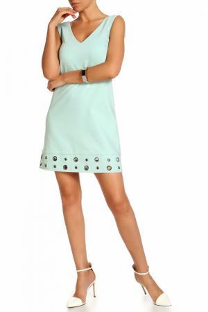 Платье Beatrice. B. Цвет: голубой, кольца