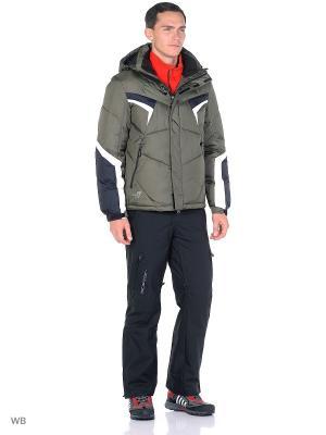 Куртка Think Pace. Цвет: хаки