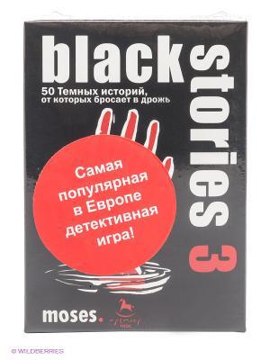 Настольная игра Темные истории 3 MOSES. Цвет: черный