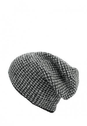 Шапка Modohats. Цвет: серый