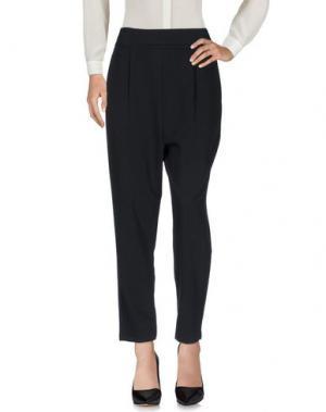 Повседневные брюки BC. Цвет: черный