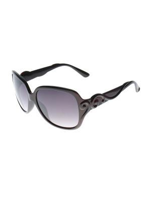Солнцезащитные очки Olere. Цвет: бордовый, серый