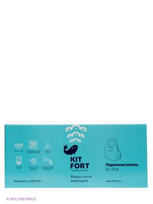 Парогенератор Kitfort КТ-904 2000Вт. Цвет: зеленый